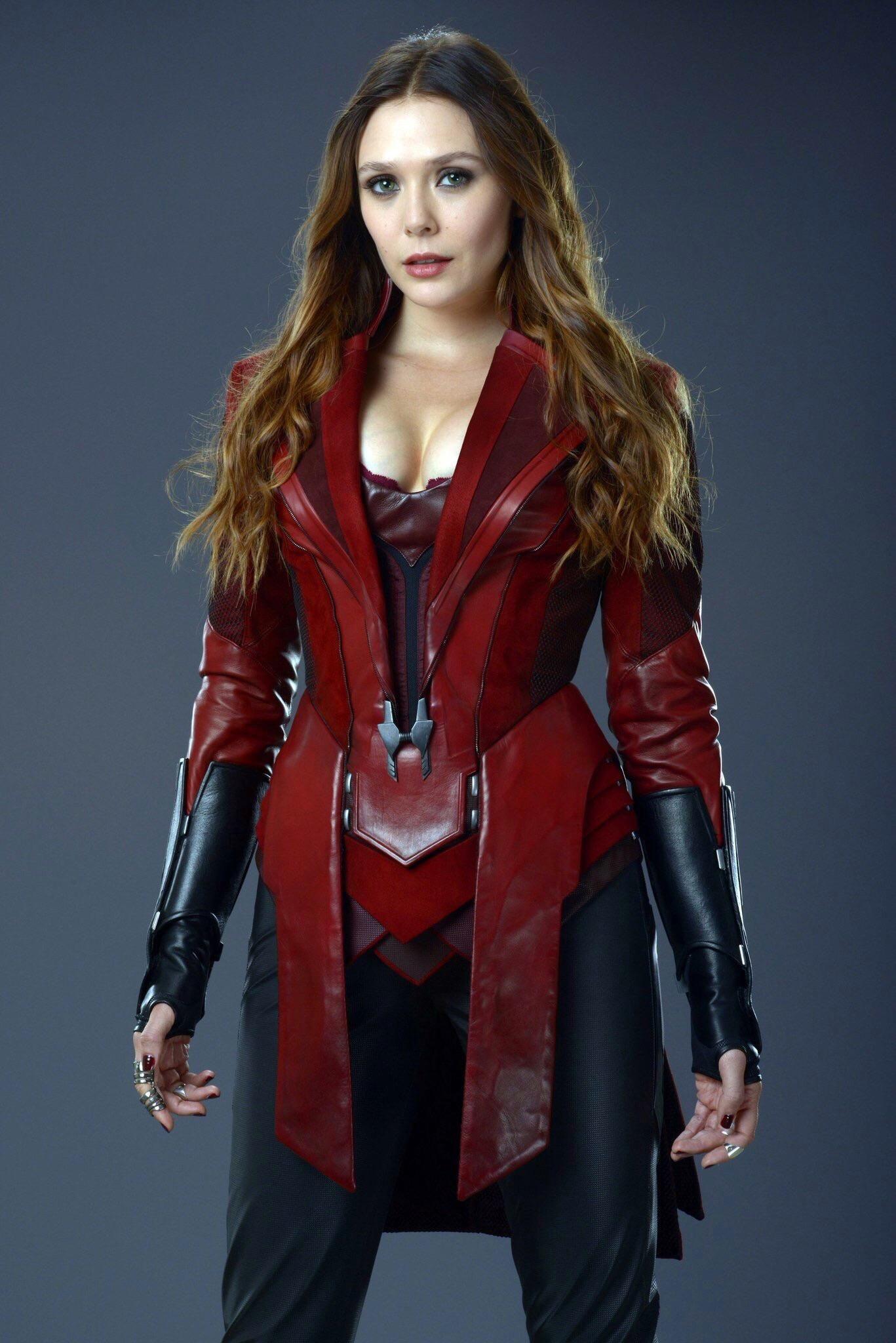 Image result for Scarlet Witch, Elizabeth Olsen Avengers: Age of Ultron