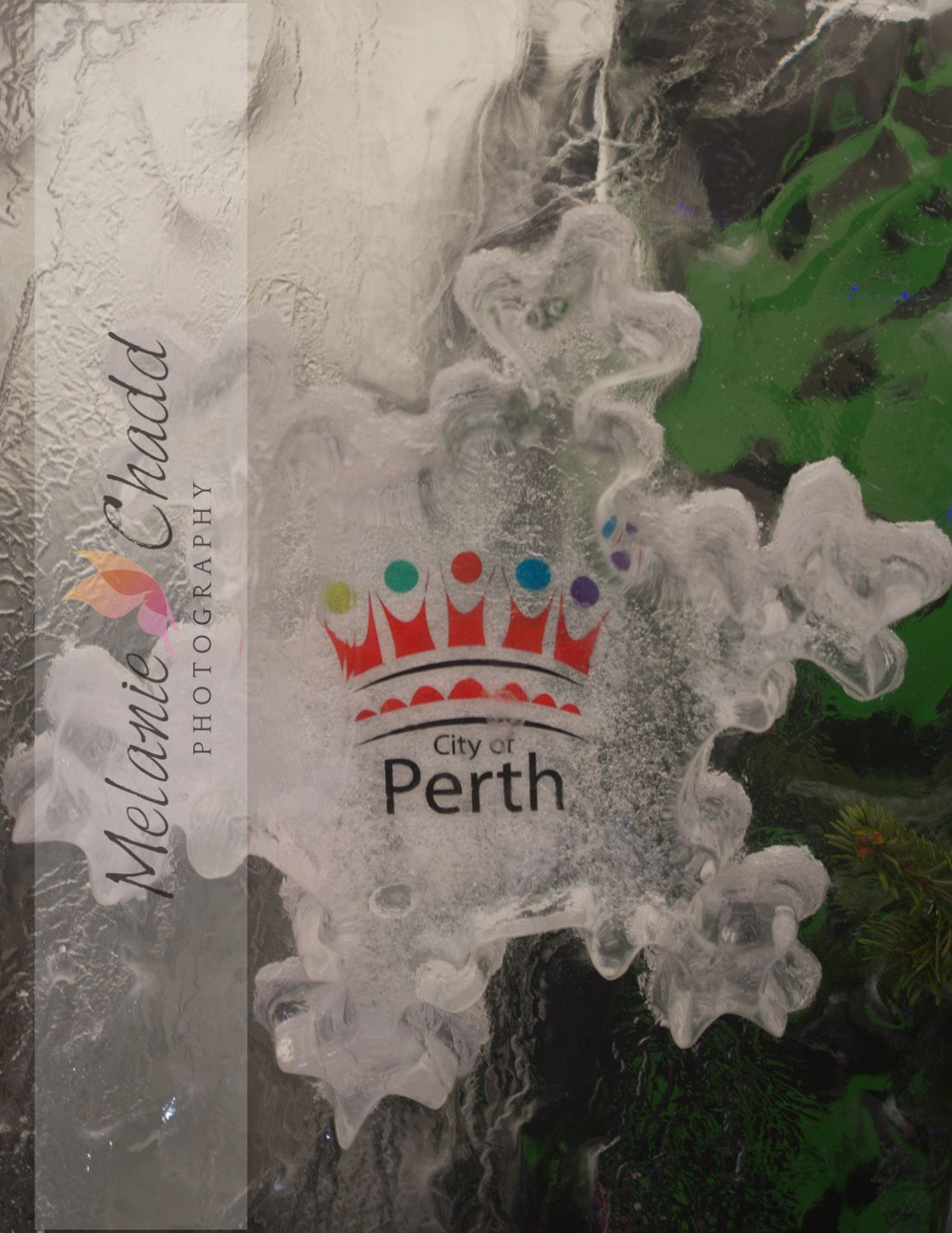 Perth Winter Festival and some brilliant ice sculptures
