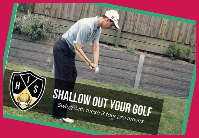 How to fix a broken golf swing biggest mistake in golf