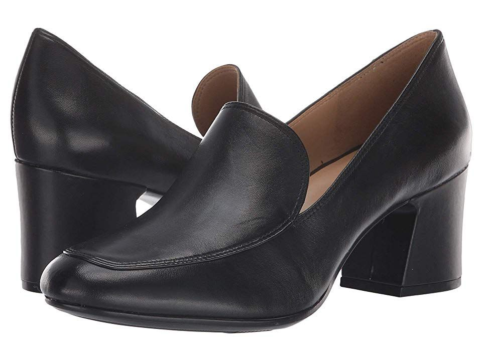 987e310eb42 Naturalizer Dany (Black Leather) Women s Shoes. Demanding workdays call for  styles that look