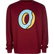 Adidas Originals Men's Skate Food Fleece Sweatshirt