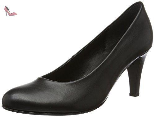 Comfort Fashion, Bottes Femme, Noir (57 Schwarz Micro), 42 EUGabor