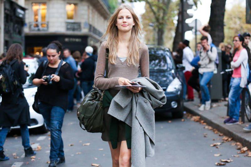 Paris Street Style Photos