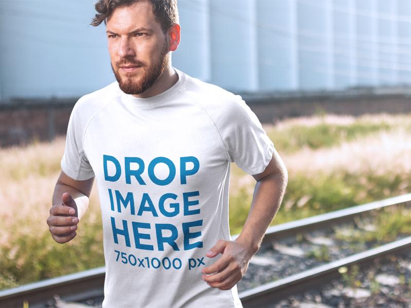 Download 60 Tshirt On Model Mock Up Templates Ideas Tshirt Mockup Shirt Mockup Clothing Mockup