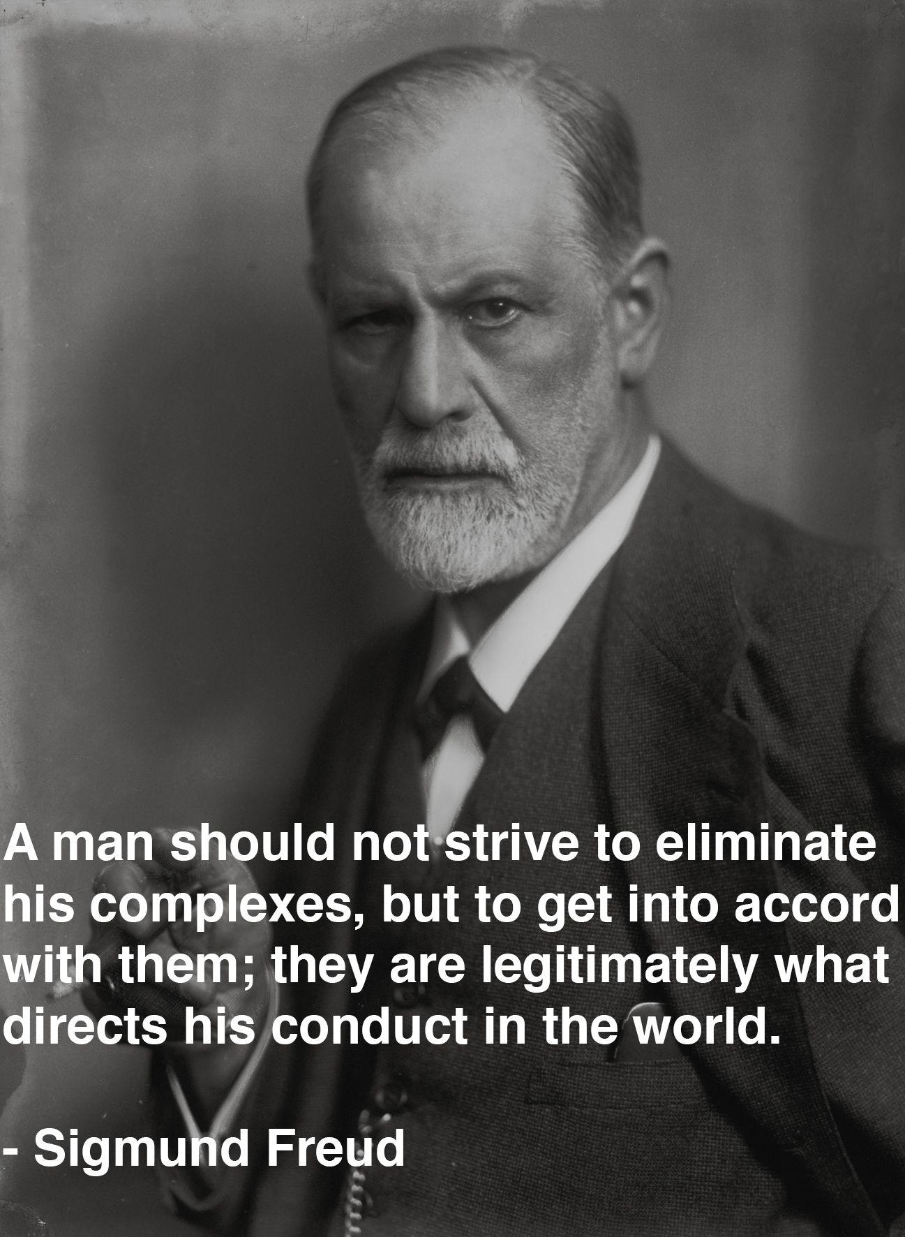 Freud Quotation Freud Quotes Psychologist Quotes Sigmund Freud