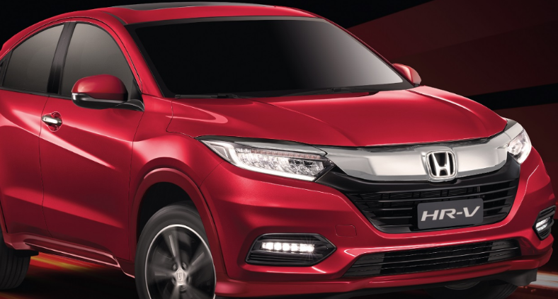2021 Honda Hrv Ex Redesign Review The Honda Hr V Is A Subcompact Suv Hybrid Delivered By Honda For Two Ages The Original Hr V Depended On The