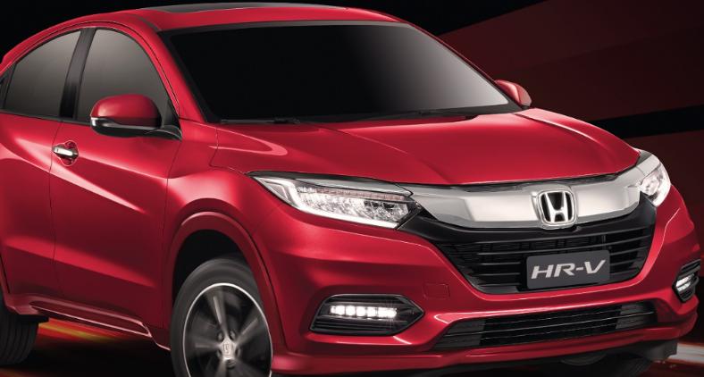 2021 Honda HRV EX Redesign Review The Honda HRV is a