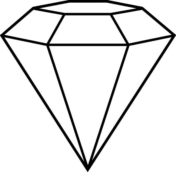 Popular Diamond Shape Cut Coloring Pages | Adult Coloring Pages ...
