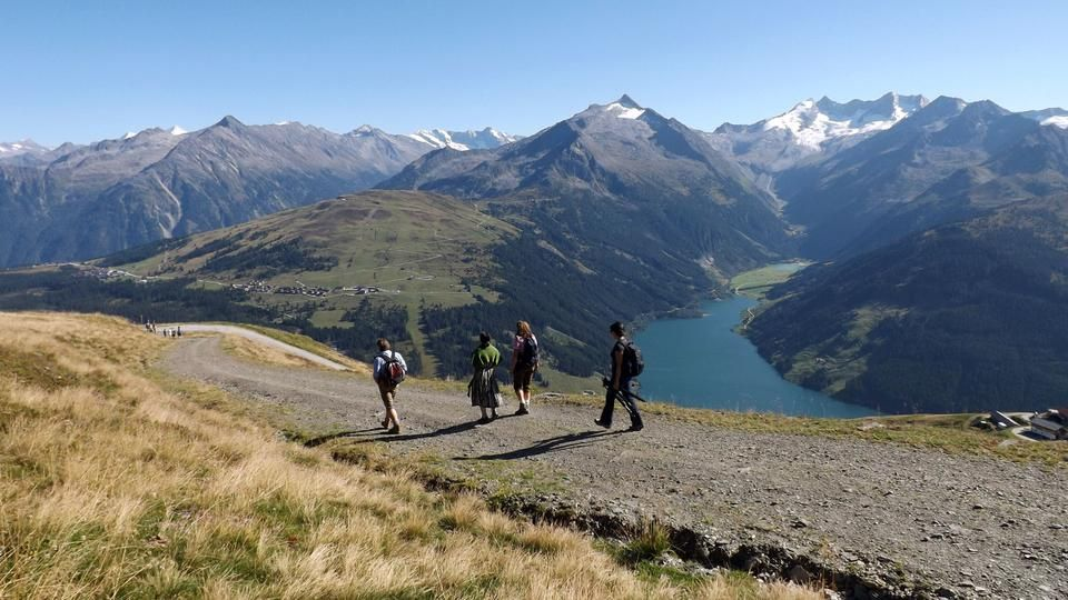 #Austria's first yodel hiking trail