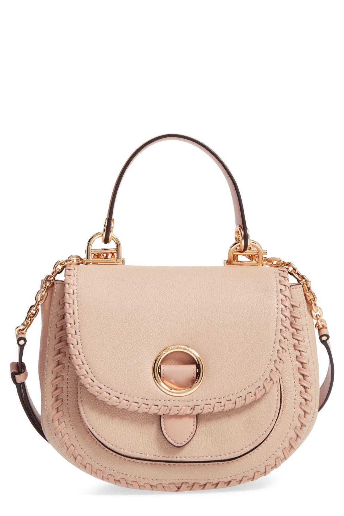 e9e35f6e35da Medium Isadore Leather Crossbody Bag