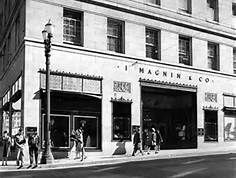 I  Magnin Department Store Downtown Seattle  I remember
