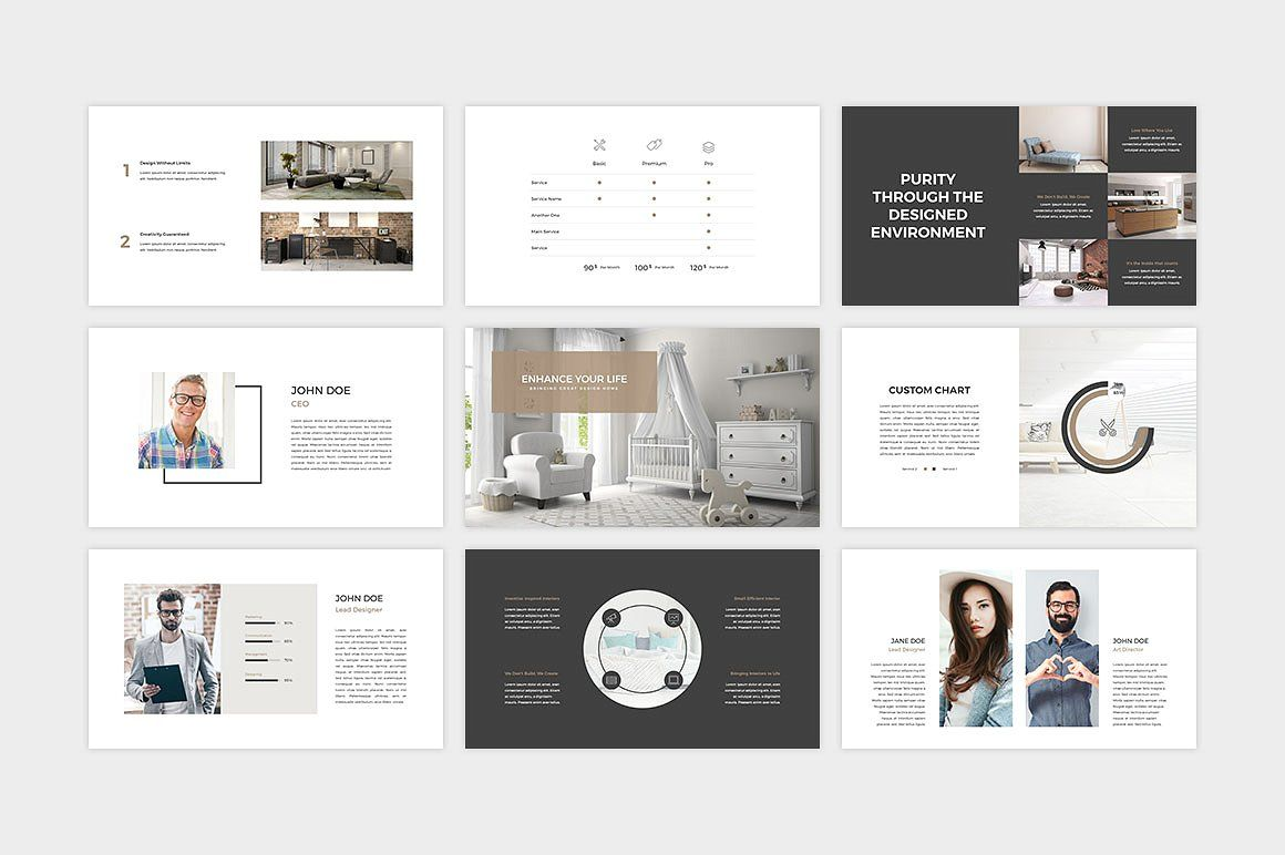 1816798 | creativm | pinterest | presentation templates and lynx, Presentation templates