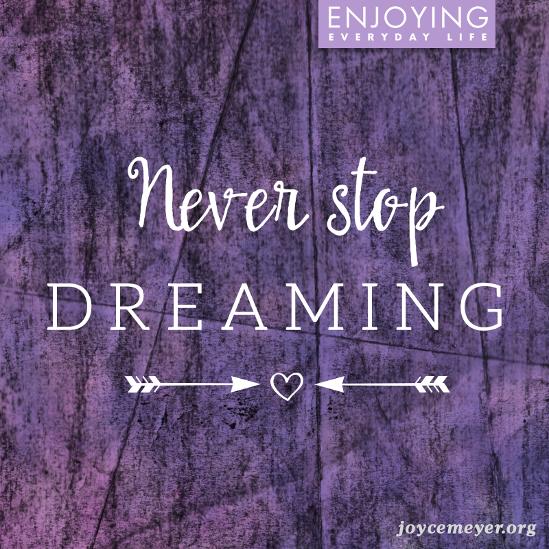 Joyce Meyer Enjoying Everyday Life Quotes Entrancing We Serve A Big Goddream Big Dreams With Him Nothing Is