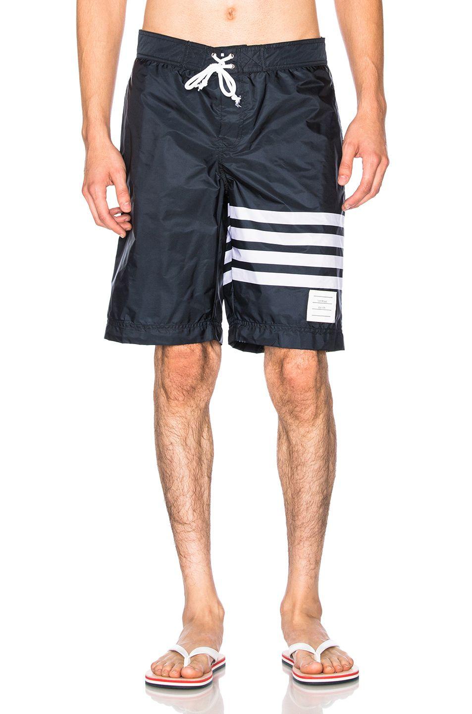 71f60152e0965 THOM BROWNE Board Shorts. #thombrowne #cloth # | Thom Browne Men ...