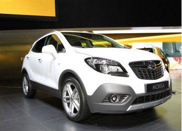 Opel Mokka Telaio Progettato In Germania Per Le Esigenze Europee