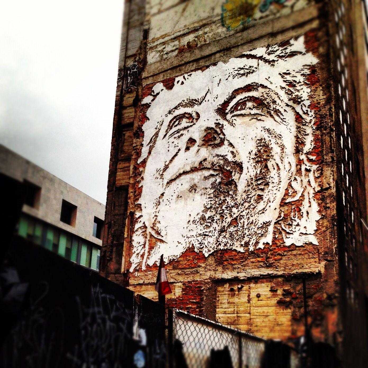 Arte callejero/DF