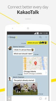 KakaoTalk Free Calls Text v5 4 0 FULL APK   APKBOO   APK for android