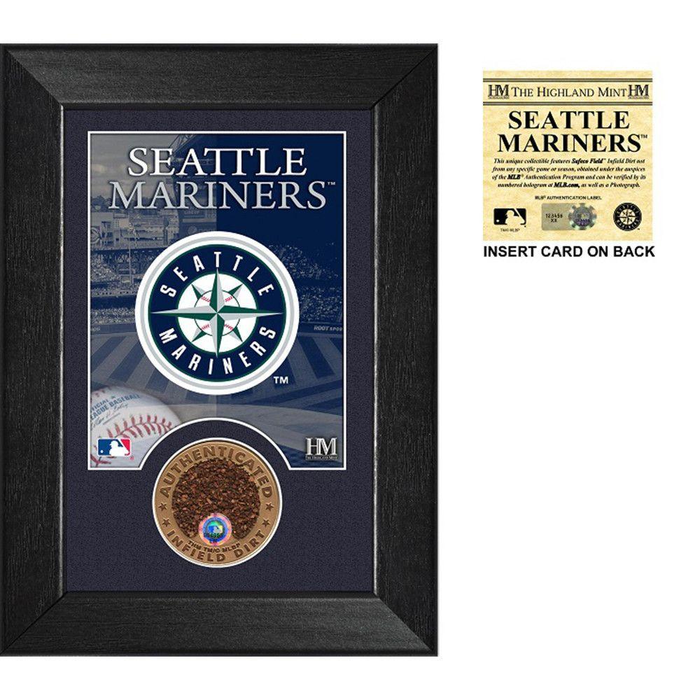 Seattle Mariners Infield Dirt Coin Mini Mint