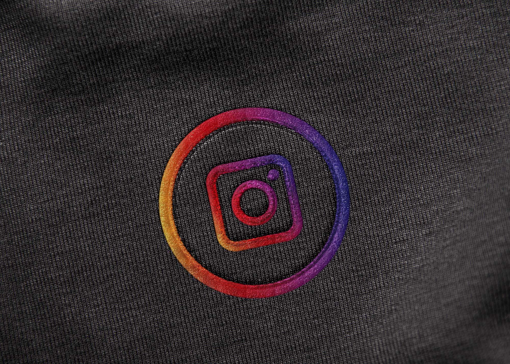 무료 패브릭 로고 모형 PSD 프리미엄 모형 Free logo mockup, Logo design