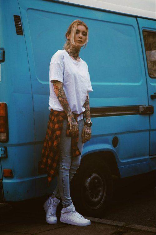 nike roshe girl tumblr tattoos