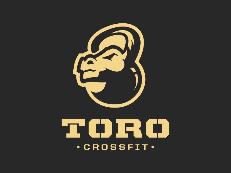 Toro Crossfit Crossfit Logo Bodybuilding Logo Crossfit