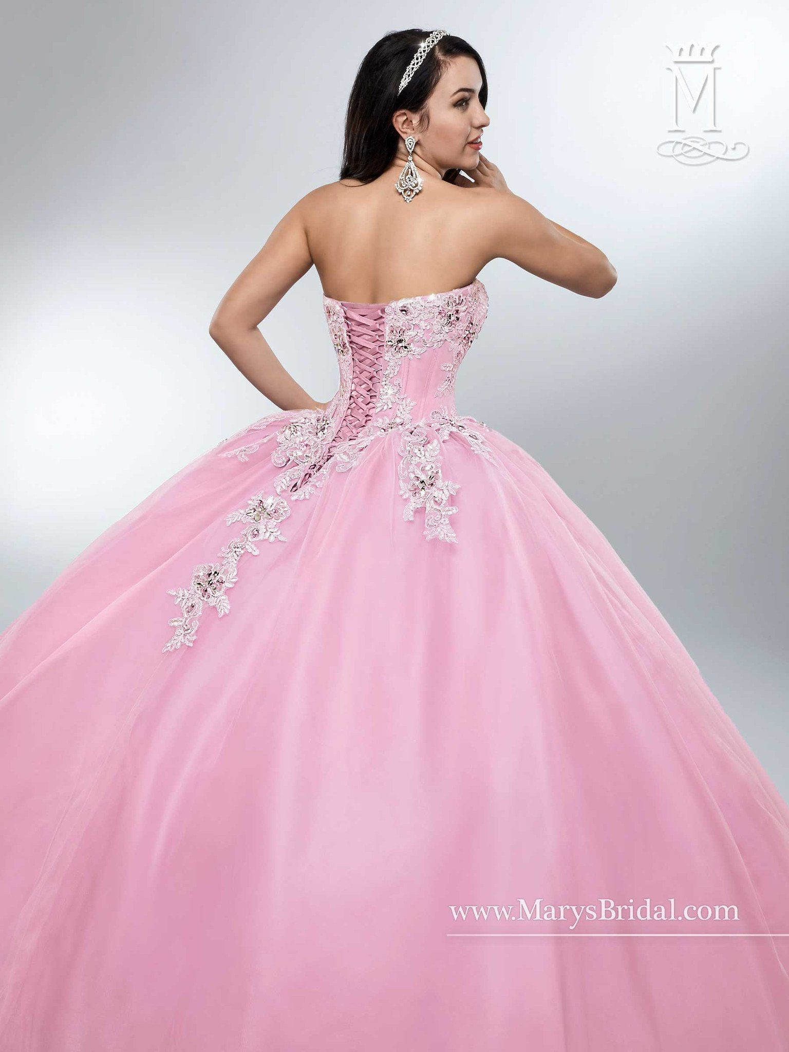 Mary\'s Bridal Beloving Collection Quinceanera Dress Style 4691 ...