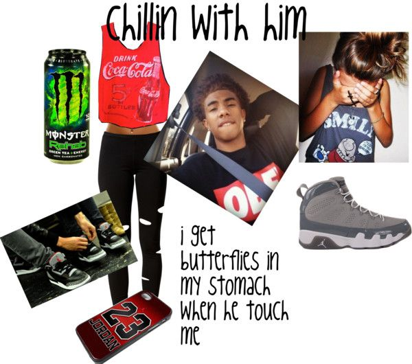 """""""chillin"""" by dopegirl56 ❤ liked on Polyvore"""