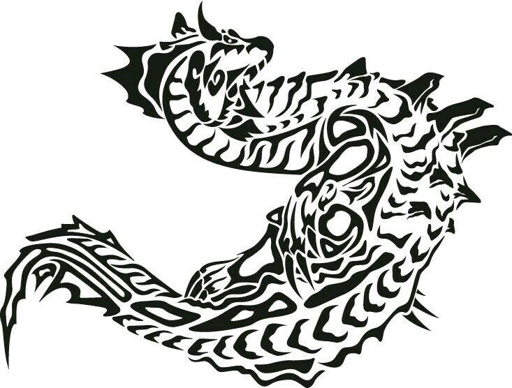 Schemetic Lagiacrus His New Symbol Monster Hunter In 2018