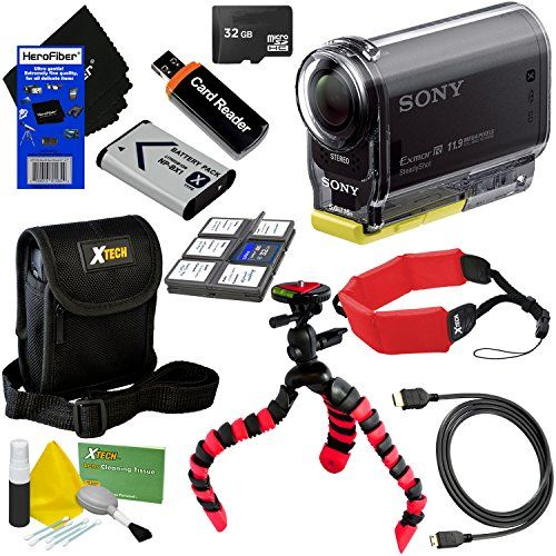 Sony HDR AS20 Action Video Camera with Built | Camcorders ...