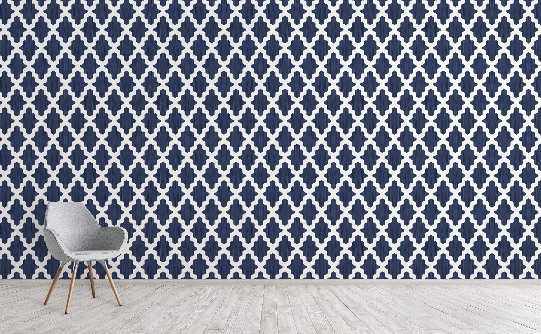 Unorthodox In 2020 Wall Wallpaper Removable Wallpaper Blue Area