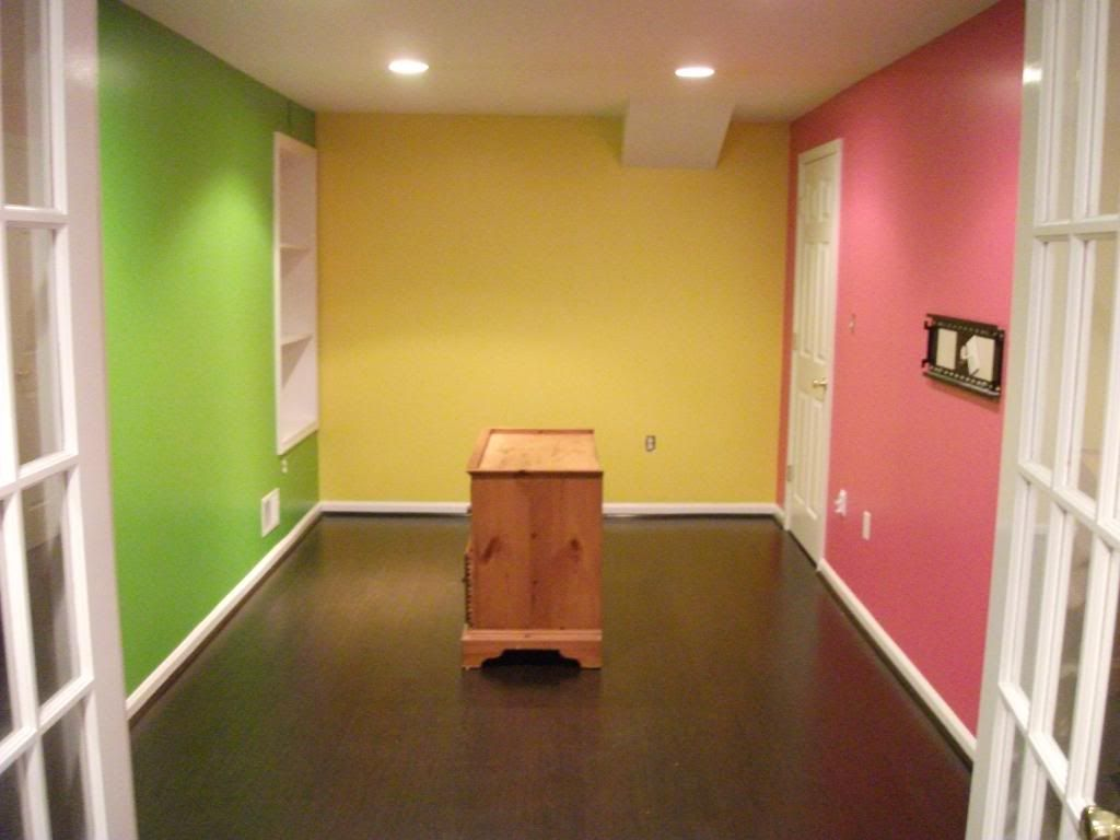 Multicolor Kid S Playroom Paint Talk Professional Painting Contractors Forum Playroom Paint Colors Playroom Paint Interior Design Paint