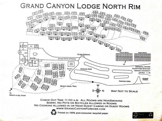 Grand Canyon Lodge - North Rim (Grand Canyon National Park, AZ ...