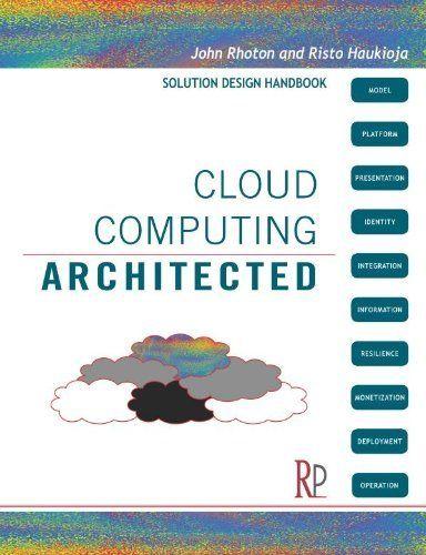 Cloud Computing Architected Solution Design Handbook By John Rhoton 26 37 Save 34 Off Http Www Letrasdecanciones365 C Cloud Computing Clouds Solutions