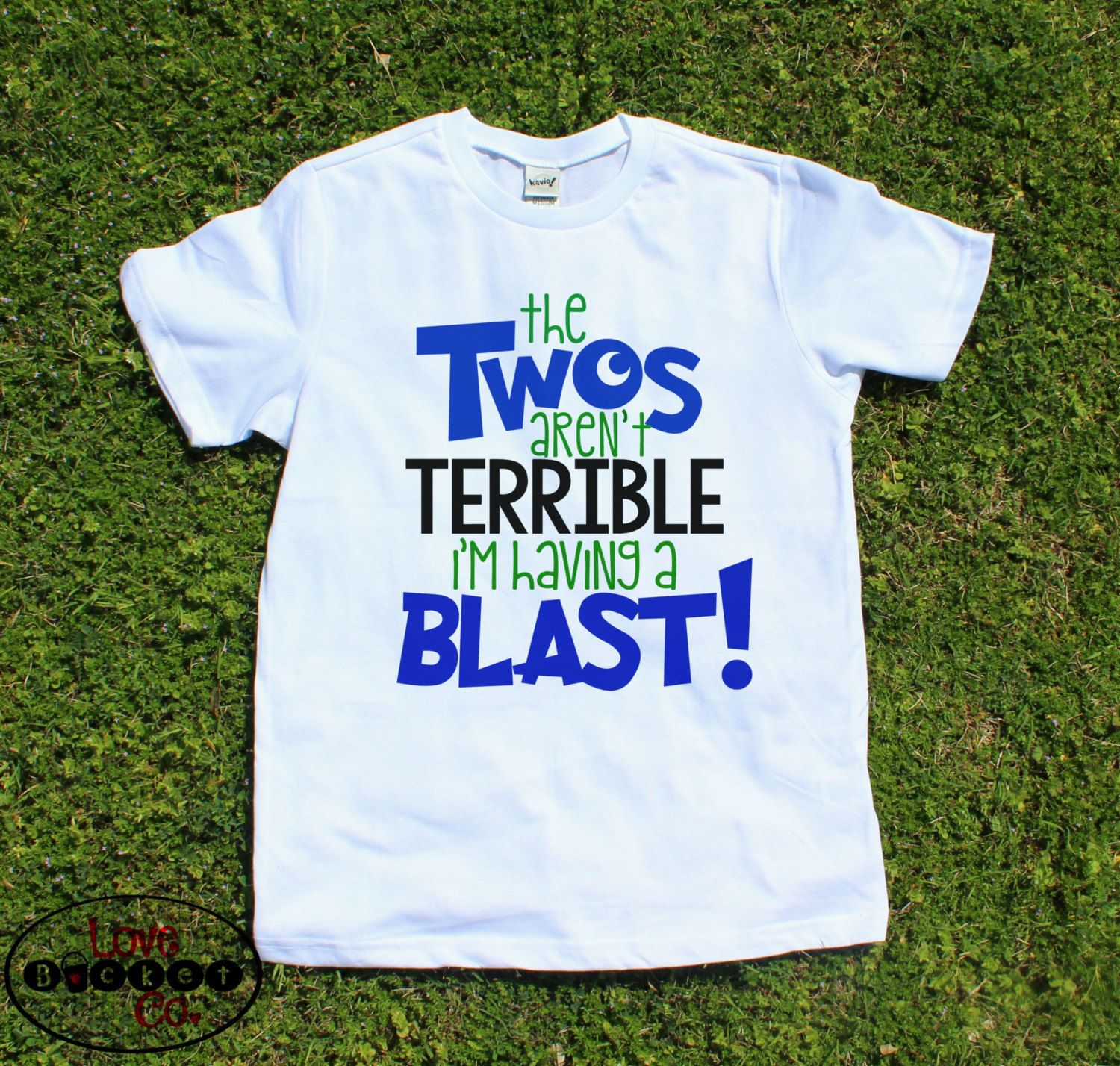 Second Birthday Two Year Birthday Shirt The Two 39 S Aren 39 T Terrible I 39 M Having A Blast Crew Neck Autism Shirts Girl 2nd Birthday 2nd Birthday Shirt
