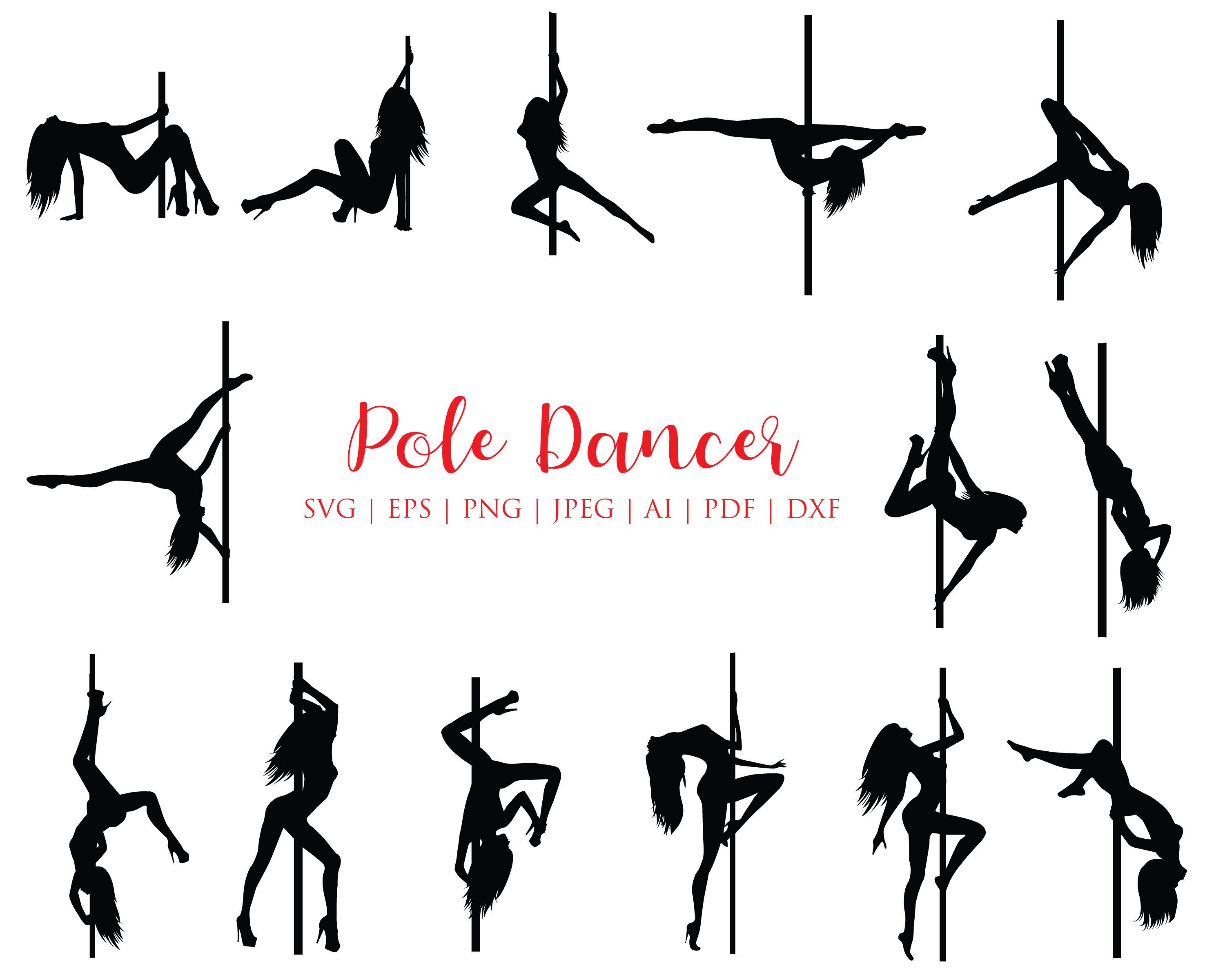 Download I Love A Good Pole Dance Svg Crafter Files