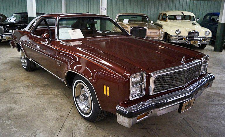 1976 Chevrolet Malibu Classic Landau For Sale 1815416 Classic