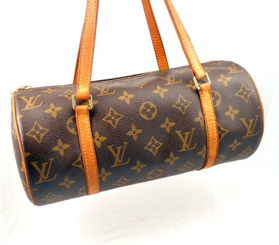 Louis Vuitton Papillon 27 Cylinder Tube shaped by LDAntiques