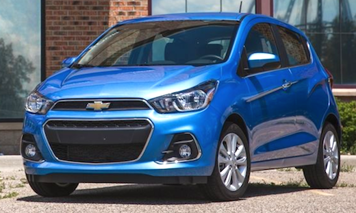 2019 Chevrolet Spark Specs The name of the spark's personality is less shocking, but looking for basic urban transportation will be happy.