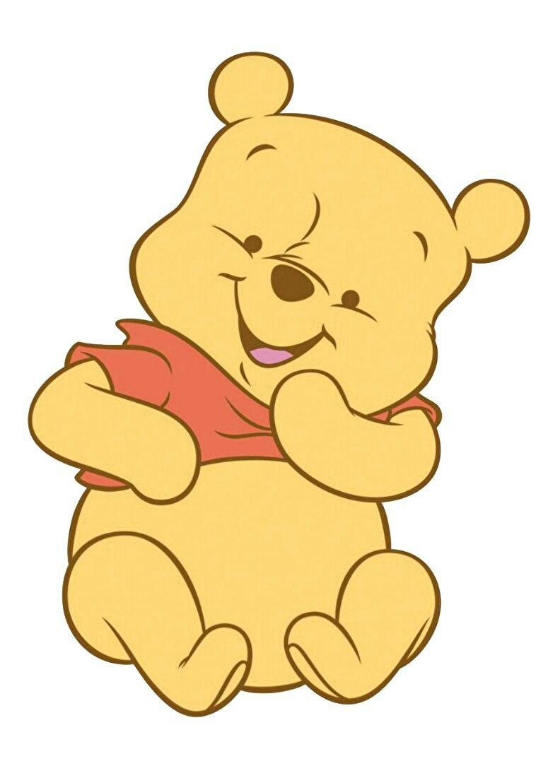 Pin By Sabrina Groenewald Mua On Kartinki Dlya Detskih Albomov Baby Disney Characters Cute Winnie The Pooh Pooh