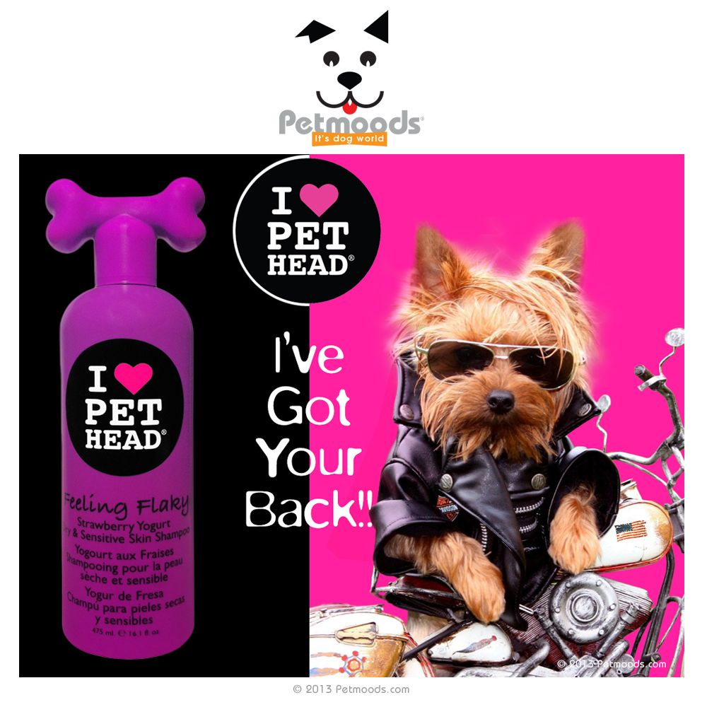Feeling Flaky Dry Sensitive Skin Shampoo Strawberry Yogurt Fragrance Is Your Dog Feeling Flaky I Love Pe Dog Shampoo Puppy Shampoo Sensitive Skin Shampoo