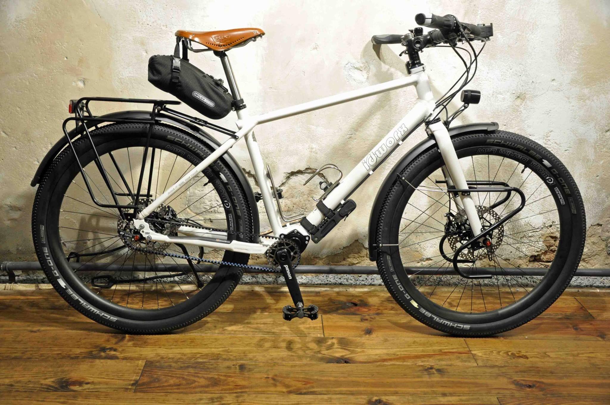 8bd72d118d9 IDworx Opinion BLT w/ carbon rims and jonesbar. | Touring Bikes ...