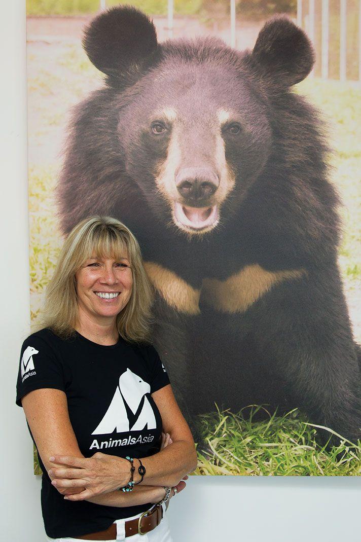Rescuing Asia's Endangered Moon Bears Moon bear, Animals