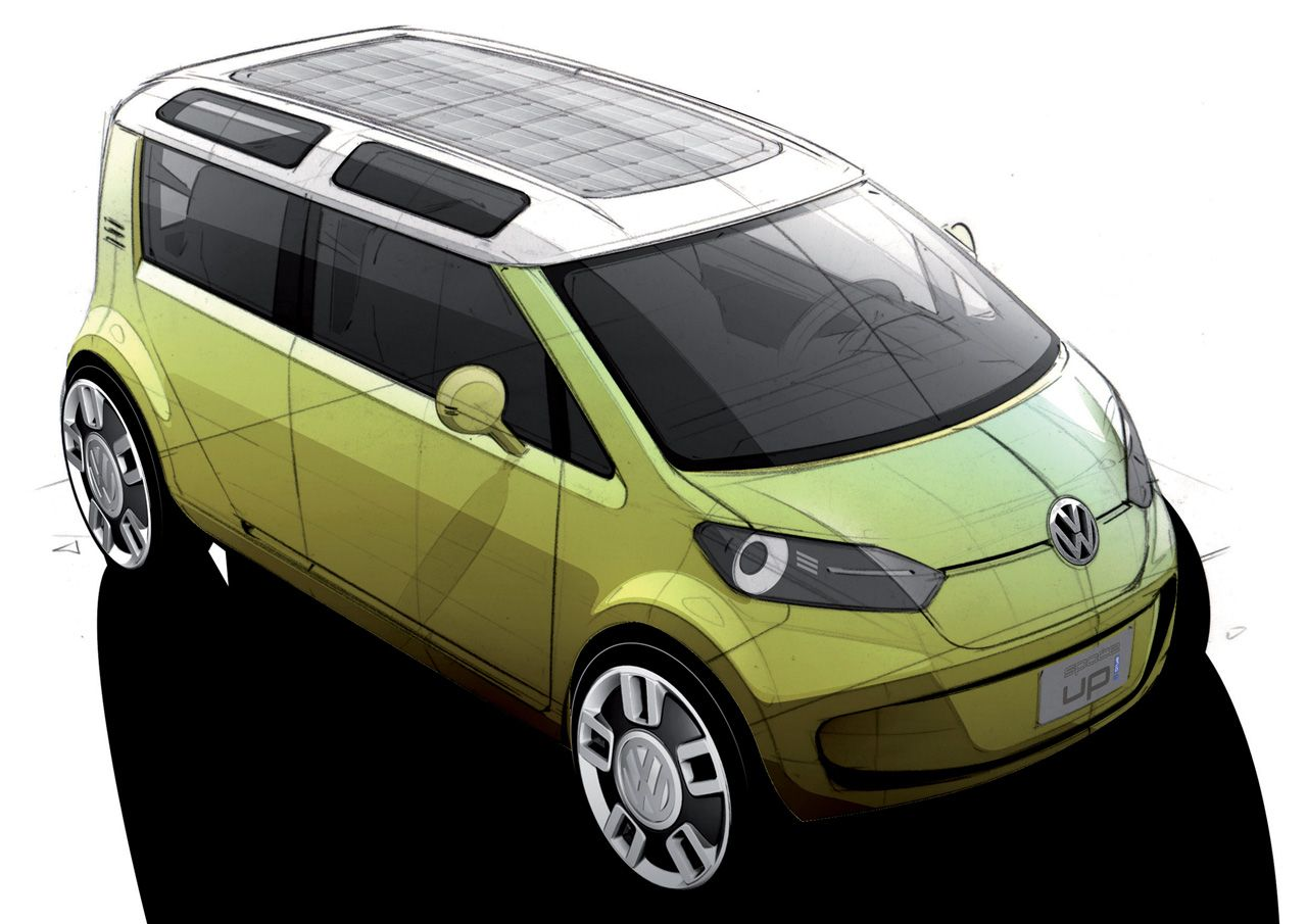 VW Up! Wagon (Draw)