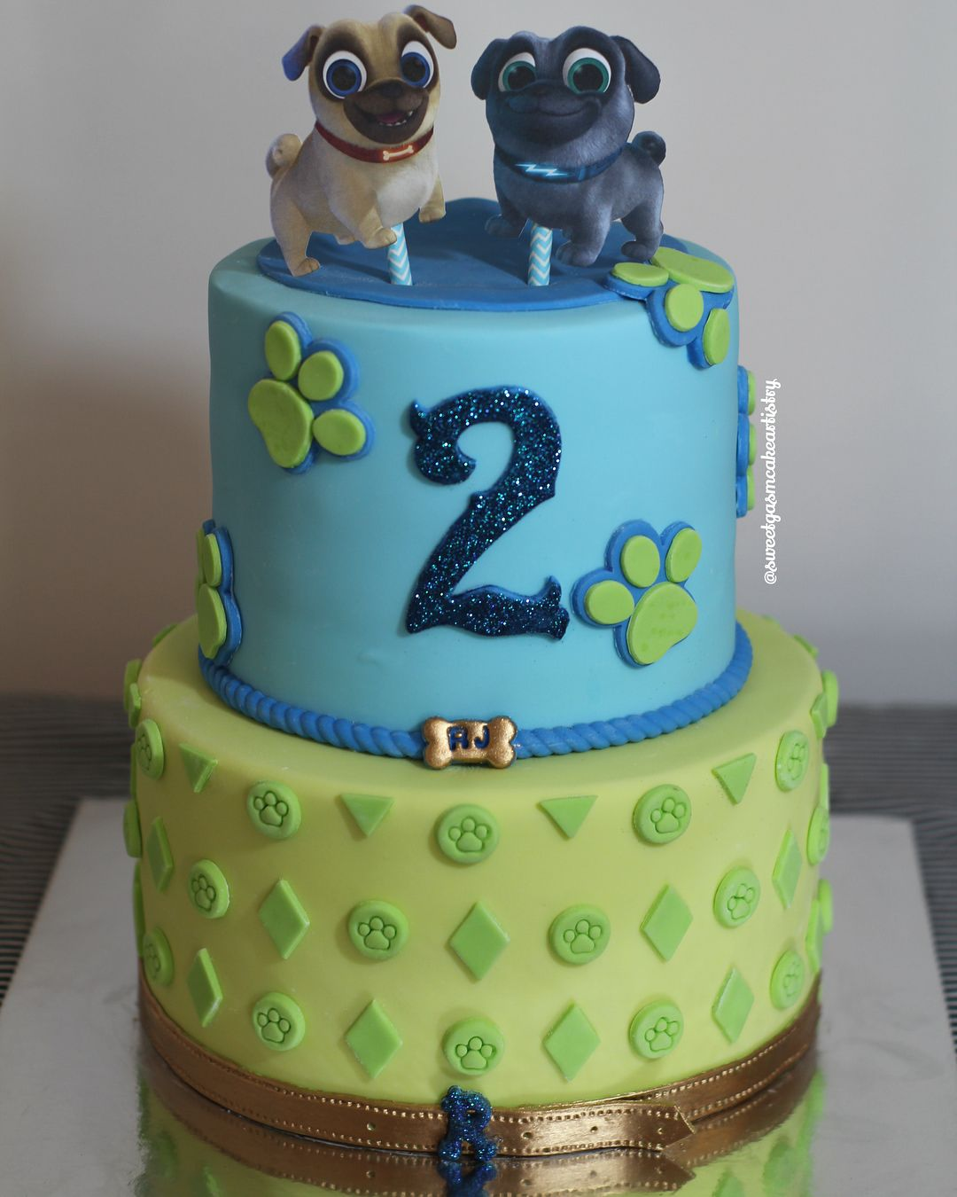 Terrific Nycbaker Nyc Baker Puppydogpalscake Puppy Birthday Parties Funny Birthday Cards Online Barepcheapnameinfo