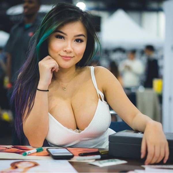 Asian Woman Tuesday