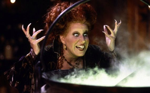10 best witches in movies - Halloween Movies About Witches