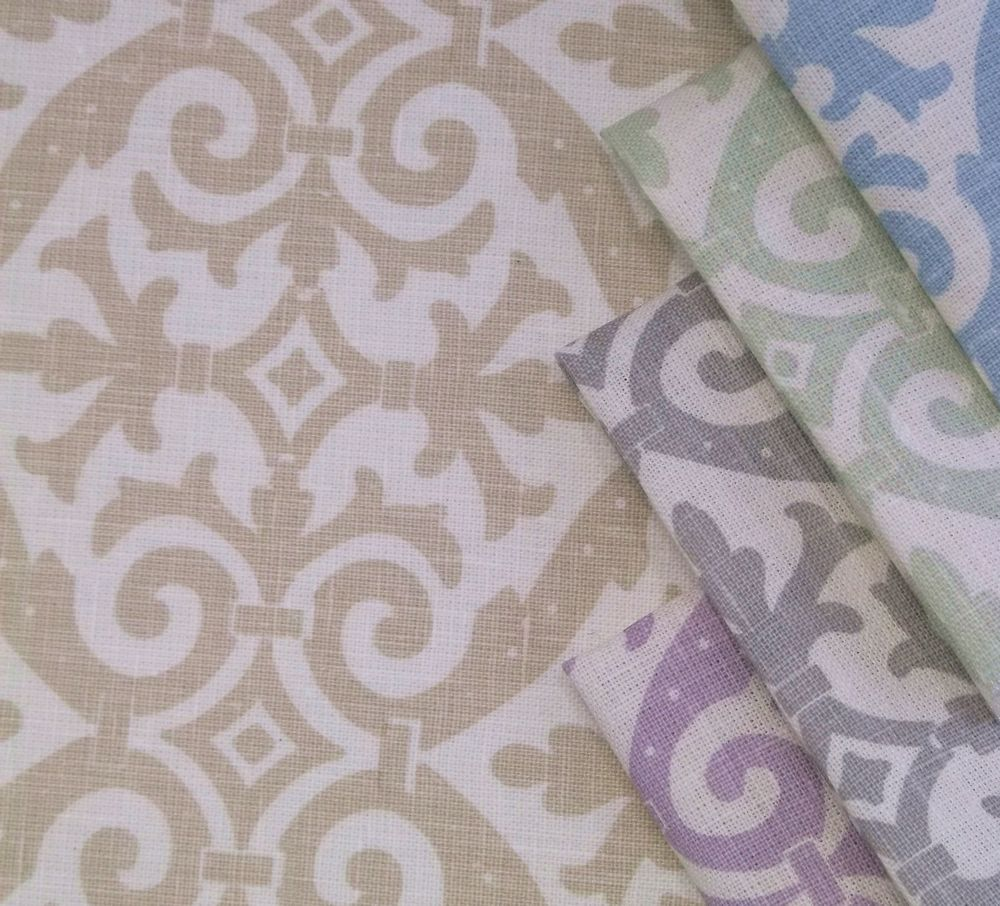 Quadrille French Damask - Added April 2017