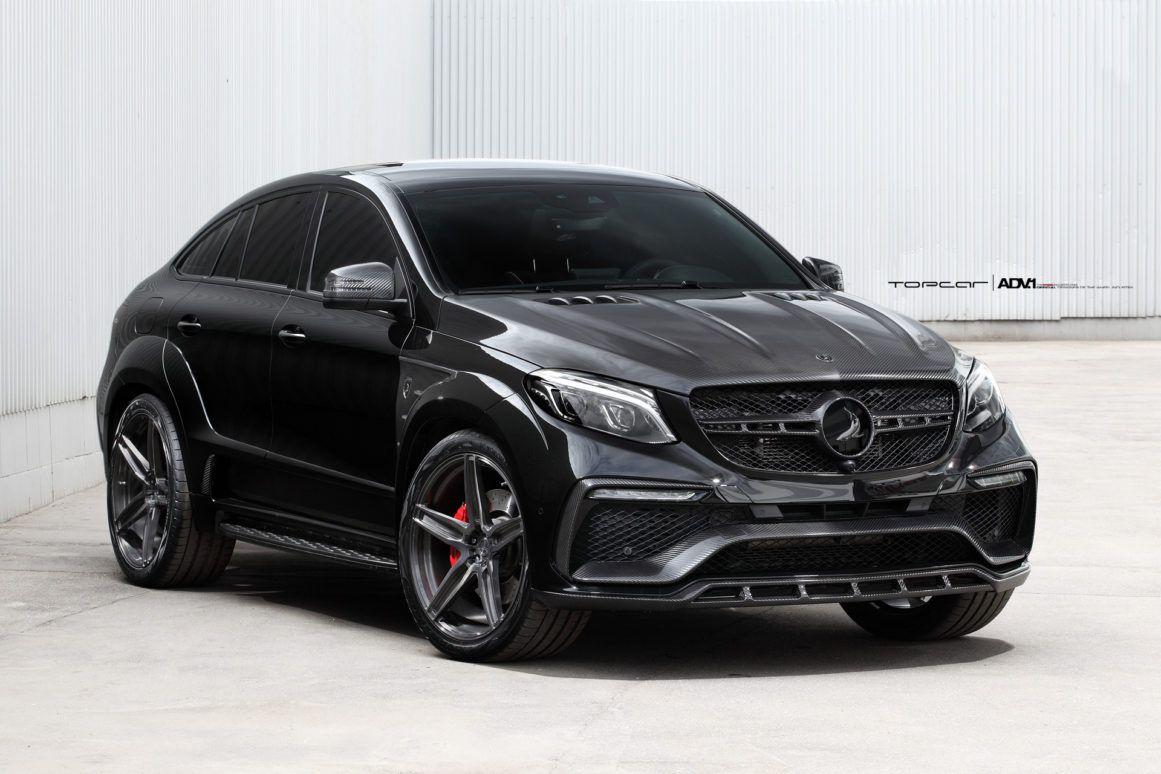 Topcar Gives A Mercedes Benz Gle A Makeover Mercedes Benz Gle