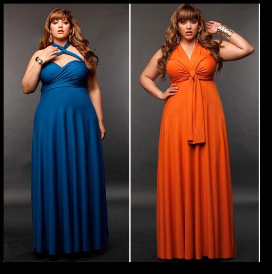 cutethickgirls.com plus size convertible dress (02 ...