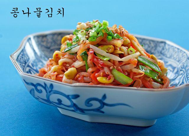 Bean sprout Kimchee by Beyond Kimchee, via Flickr